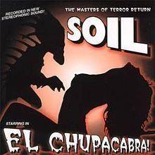 El Chupacabra (EP) httpsuploadwikimediaorgwikipediaenthumbf
