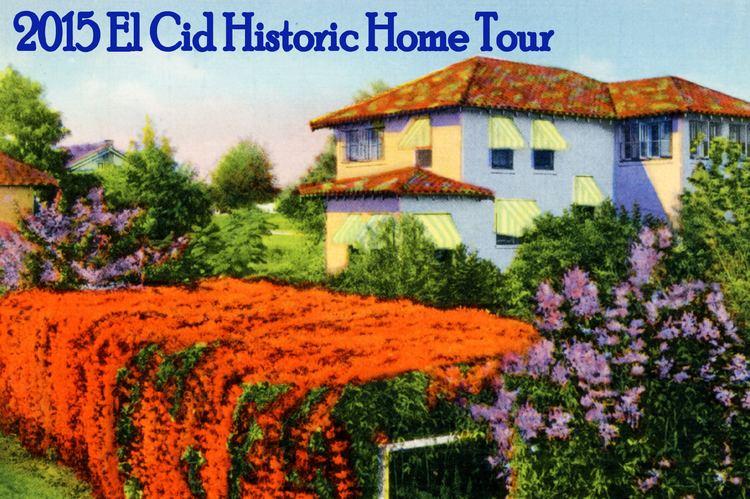 El Cid Historic District elcidhistoricorgwpcontentuploads2014092015E