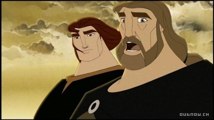 El Cid: The Legend movie scenes EL CID LA LEYENDA