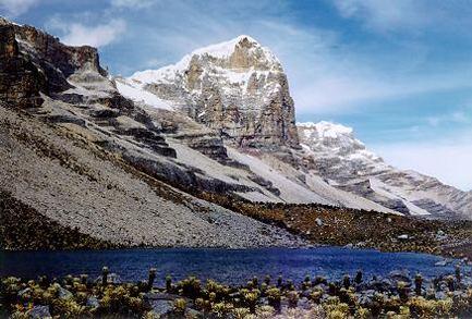 El Cocuy National Park El Cocuy National Park Colombia Trekking amp