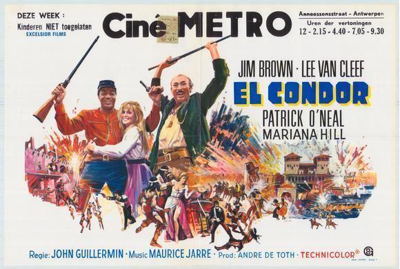 El Condor (film) El Condor film Alchetron The Free Social Encyclopedia