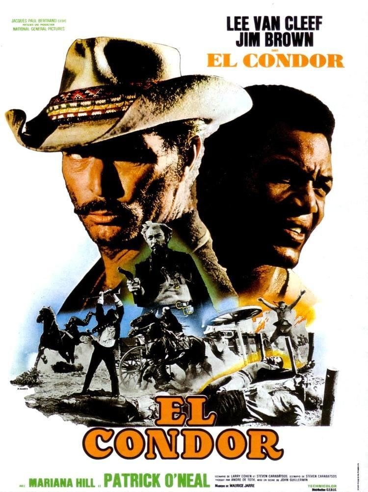 El Condor (film) Poster for El Condor 1970 USA Wrong Side of the Art