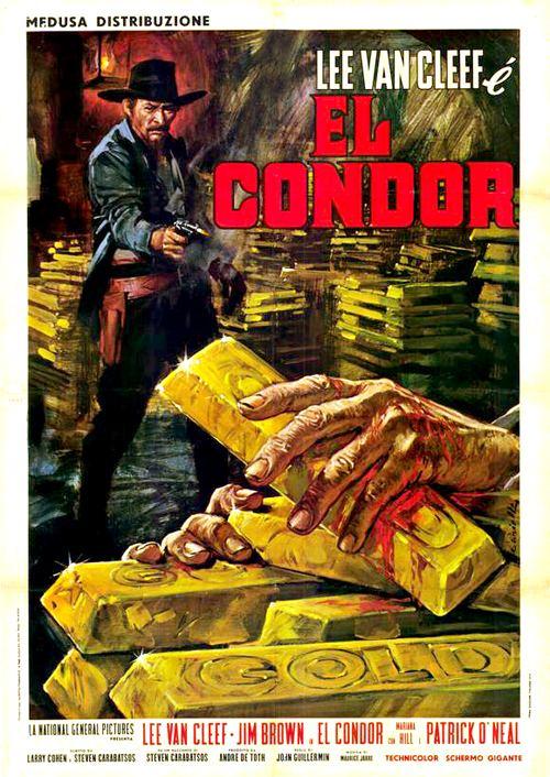 El Condor (film) Condor El The Spaghetti Western Database