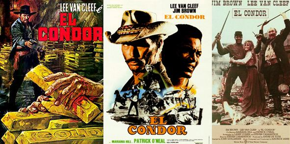 El Condor (film) Se sei vivo spara filmwestern 04012013 05012013