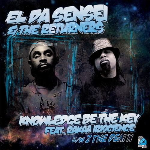 El Da Sensei El Da Sensei Coalmine Records
