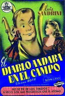 El Diablo andaba en los choclos CINE ARGENTINO ONLINE El diablo andaba en los choclos 1946