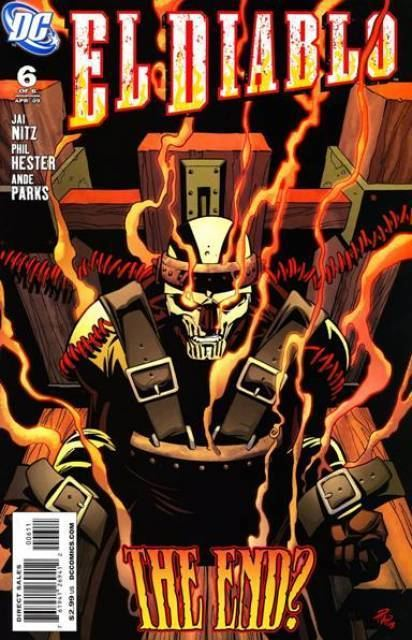 El Diablo (comics) El Diablo Volume Comic Vine