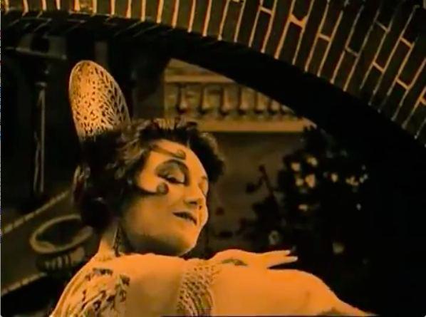 El Dorado (1921 film) El Dorado 1921 Flamenco scene Critical Commons