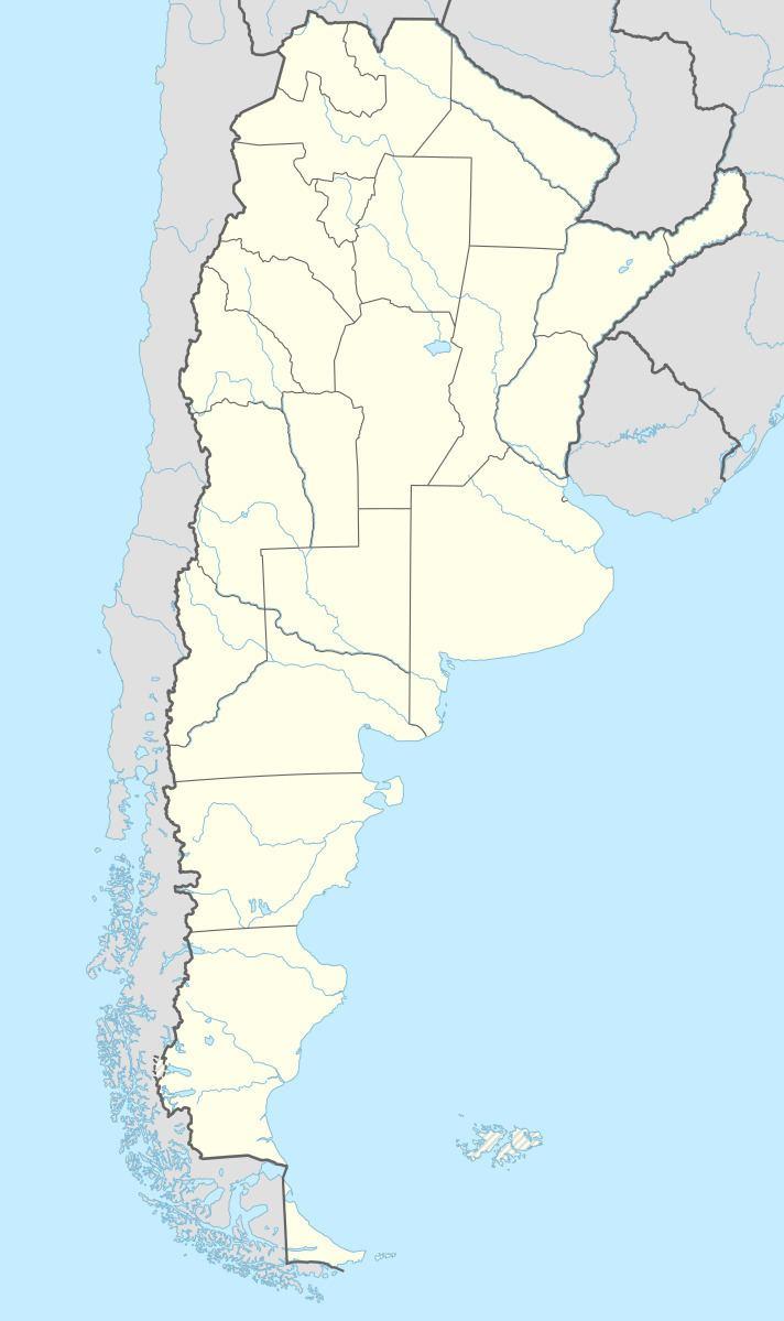 El Dorado Airport (Argentina)