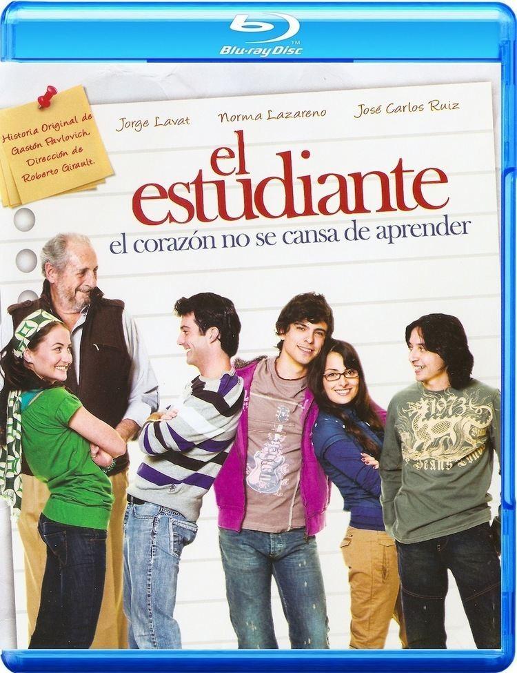 El estudiante El estudiante Bluray Mexico