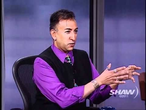 El-Farouk Khaki ElFarouk Khaki on Studio 4 with Host Fanny Kiefer Part 1