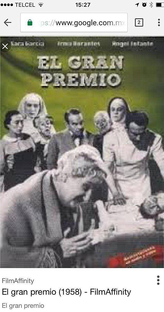 El gran premio El gran premio 1958 IMDb