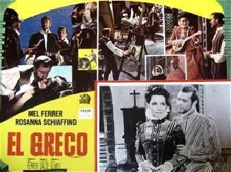 El Greco (1966 film) El Greco 1966 Cinema e Medioevo