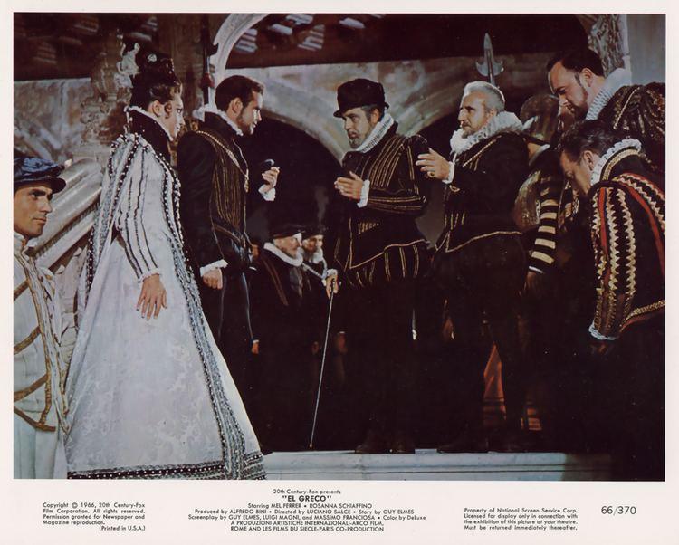 El Greco (1966 film) A Day For All Nights El Greco A Man called El Greco 1966