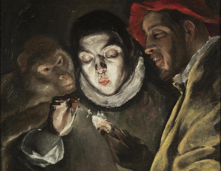 El Greco El Greco 1541 1614 Biography and Artworks Trivium Art