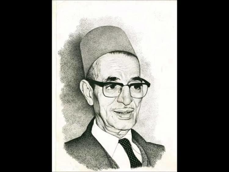 El Hadj M'Hamed El Anka El Hadj M39Hamed El Anka 19071978 Lahmam YouTube