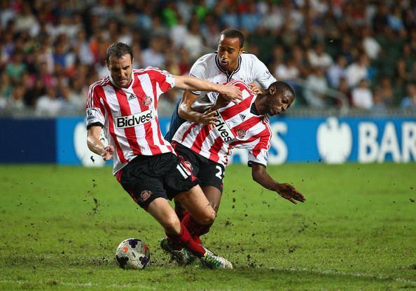 El-Hadji Ba ElHadji Ba Photos Tottenham Hotspur v Sunderland Zimbio