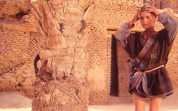 El Haimoune The Wanderers of the Desert 1986