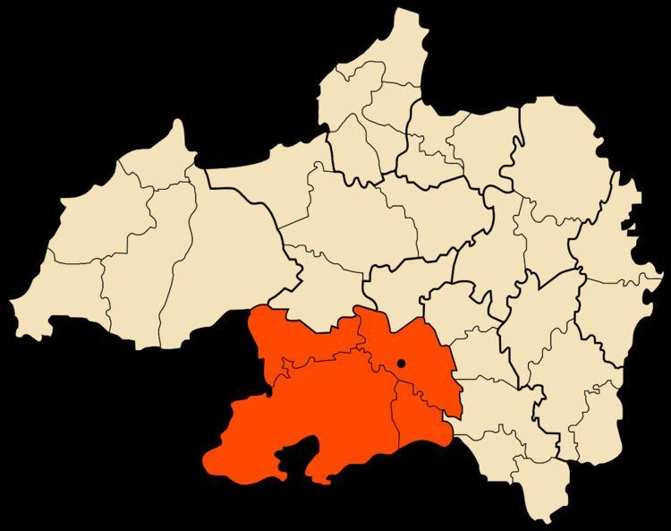 El Hamadia District