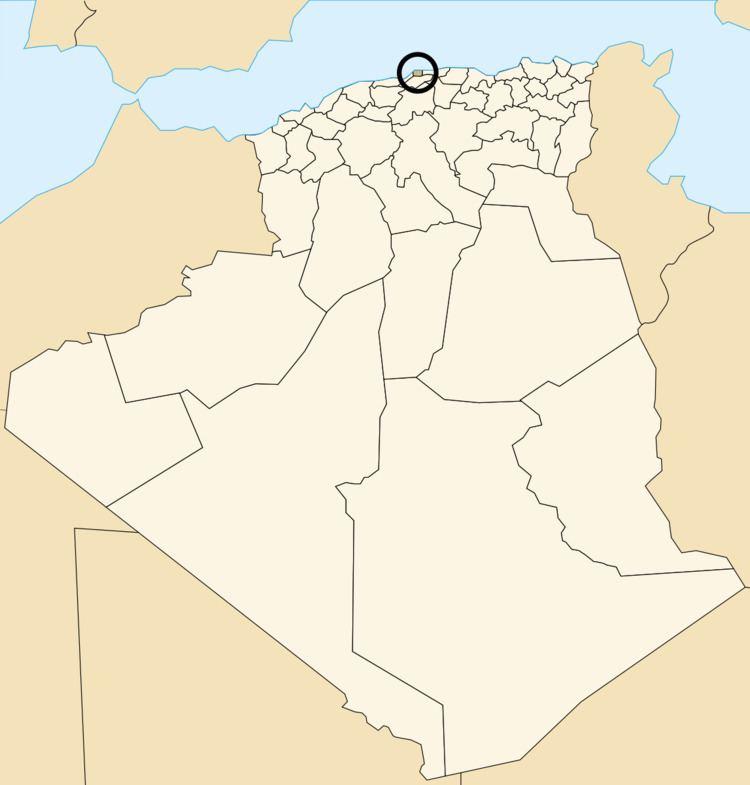 El Harrach District