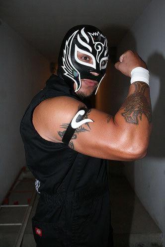 El Hijo de Rey Misterio Hijo de Rey Misterio al CMLL Superluchas
