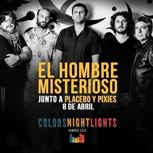 El hombre misterioso El Hombre Misterioso rock peruano para el mundo Radio Dialnet
