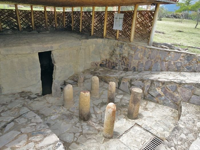 El Infiernito El Infiernito Ancient Archaeoastronomical Site In Colombia Called