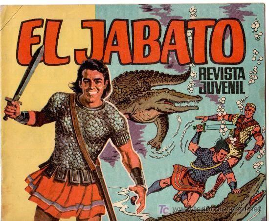 El Jabato el jabato gigante n 40 ultimo Comprar Tebeos Jabato editorial