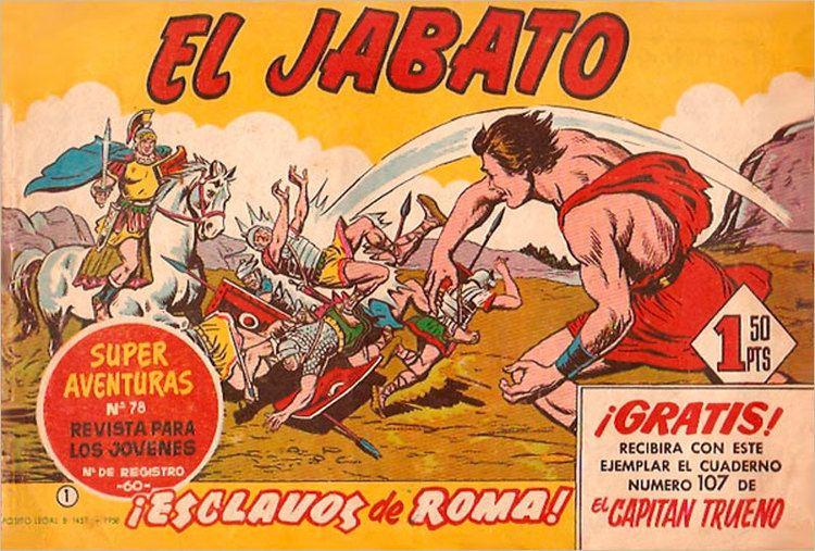 El Jabato EL JABATOVICTOR MORAFRANCISCO DARNISEDITORIAL BRUGUERARAFAEL