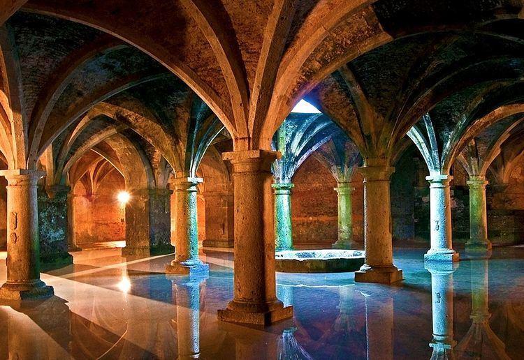 El Jadida Underground Portuguese Cistern In The Old City Of El Jadida Morocco