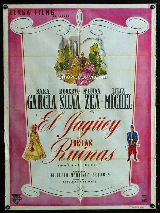 El jagüey de las ruinas Slo Cine El jagey de las ruinas 1945