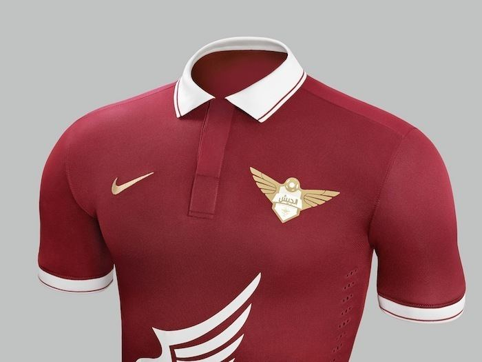 El Jaish SC NIKE x EL JAISH SC 201415 HOME KIT The Soul Republic by DJ
