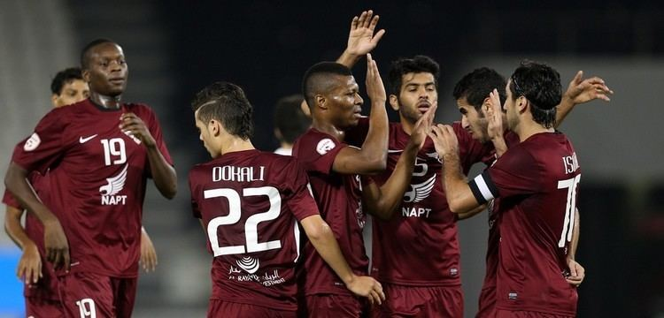 El Jaish SC El Jaish Down Al Khor In Qatargas League Qatar Football Association
