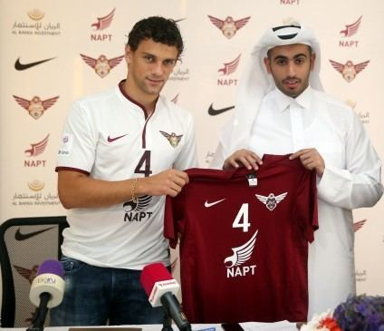 El Jaish SC El Jaish seal Mendes deal Qatar Football Association