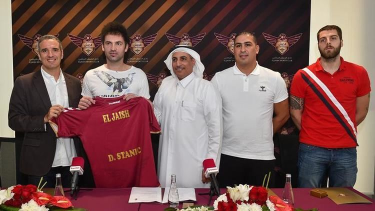 El Jaish SC Qatari El Jaish Sports Club promote new members Handball Planet