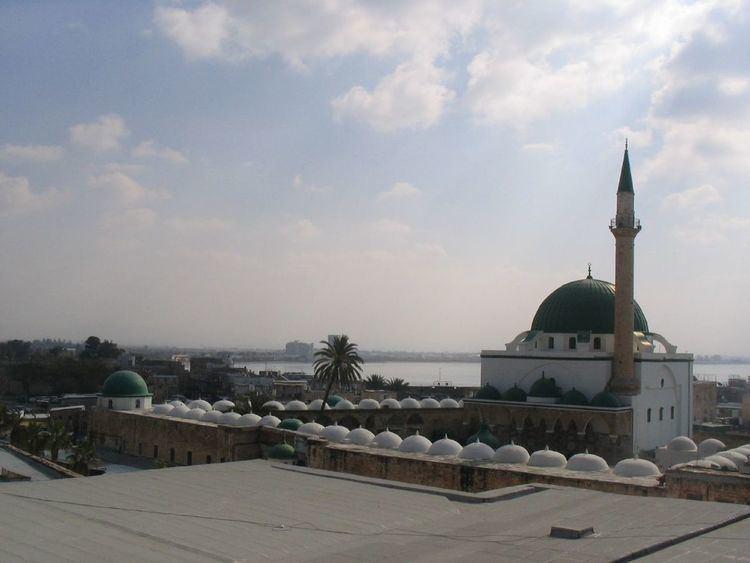 El-Jazzar Mosque