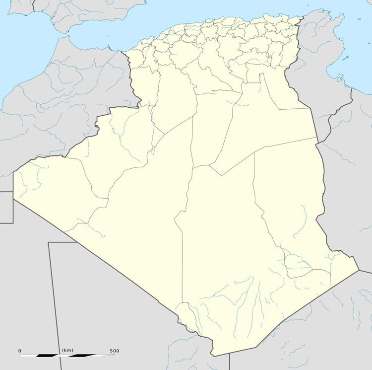 El Ksar, Algeria