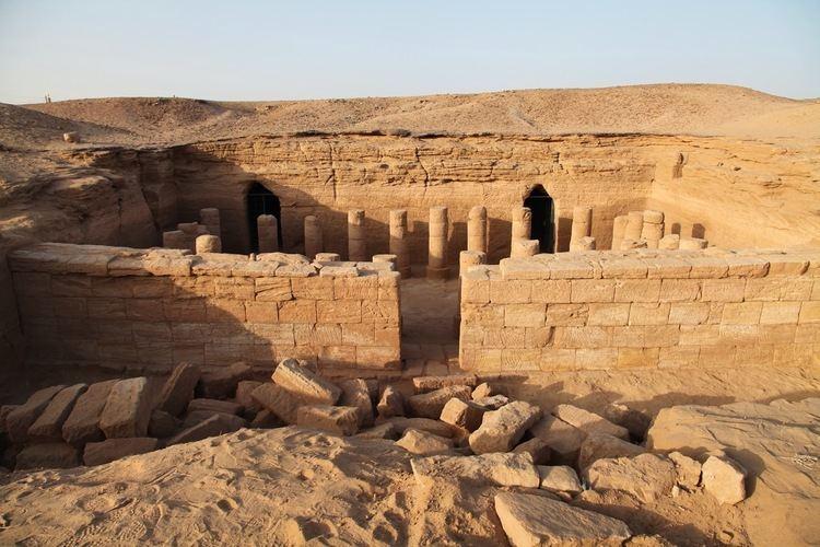El-Kurru El Kurru A Royal City of Ancient Kush April 2014