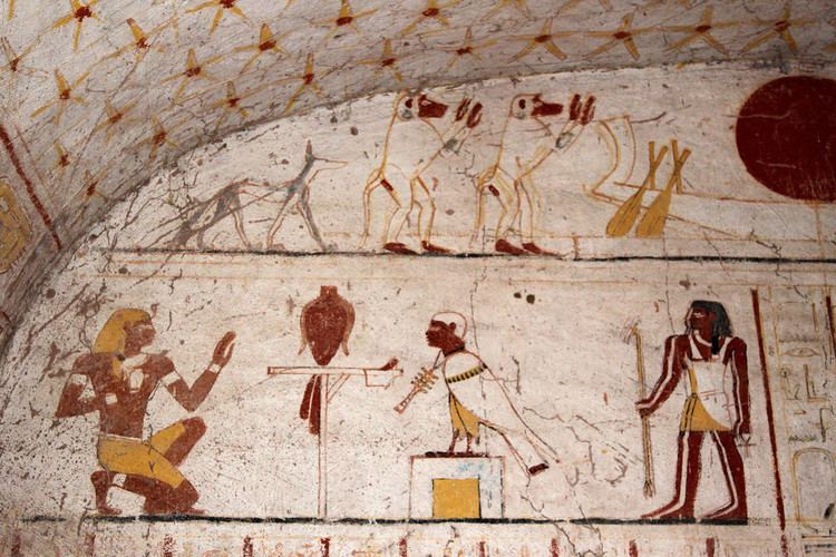 El-Kurru sudan the black pharaohs The Cemetery of El Kurru The r Flickr