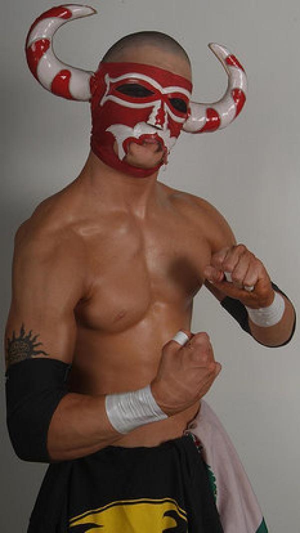 El Ligero El Ligero Profile amp Match Listing Internet Wrestling