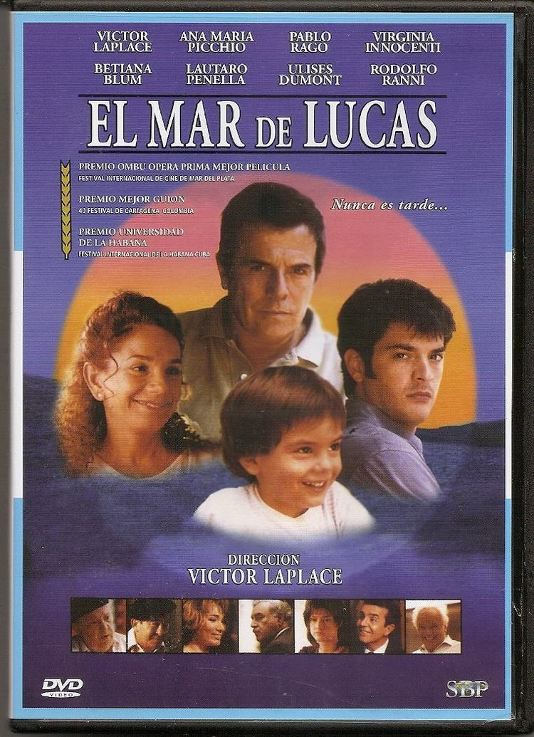 El Mar de Lucas El Mar De Lucas Dvd Victor Laplace Pablo Rago Ulises Dumont 70