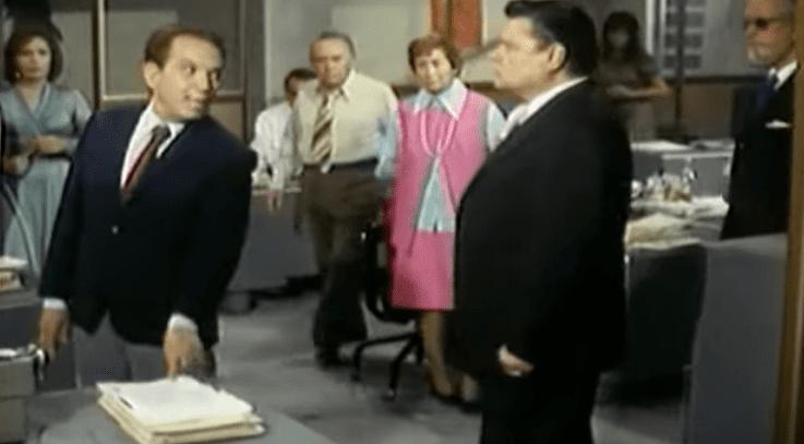 El ministro y yo Cantinflas Esto es la burocracia Extracto de El ministro y yo