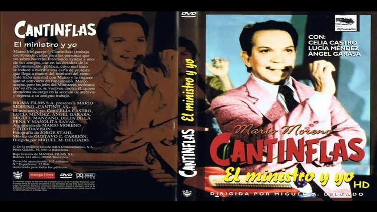 El ministro y yo Cantinflas El Ministro y Yo 1976 HD 47 pelicula YouTube
