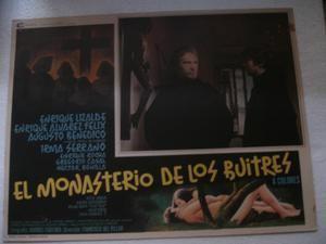 El monasterio de los buitres Cine Mexicano Del Galletas El Monasterio De Los Buitres1973