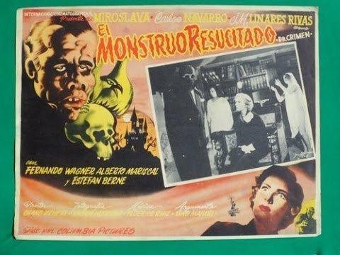 El Monstruo resucitado EL MONSTRUO RESUCITADO YouTube