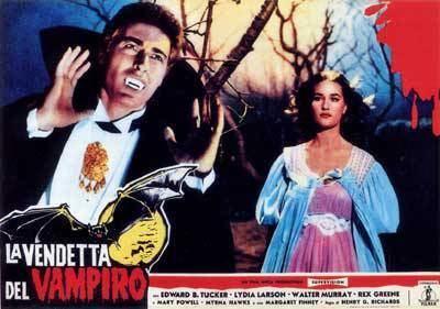 El mundo de los vampiros EL MUNDO DE LOS VAMPIROS1961 Cine Oasis