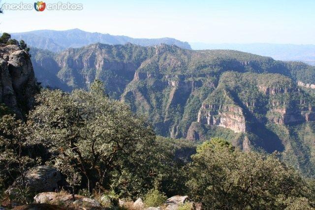 El Nayar Desde lo alto del Nayar El Nayar Nayarit MX12533376375236