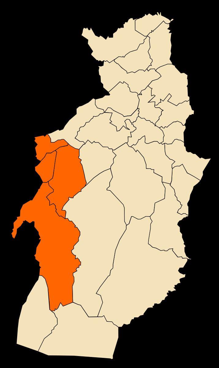 El Ogla District