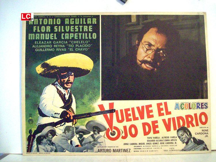 El ojo de vidrio (film) OJO DE VIDRIO ELquot MOVIE POSTER quotEL OJO DE VIDRIOquot MOVIE POSTER