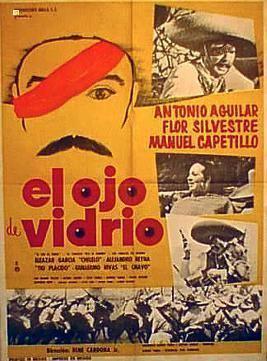 El ojo de vidrio (1969 film) movie poster